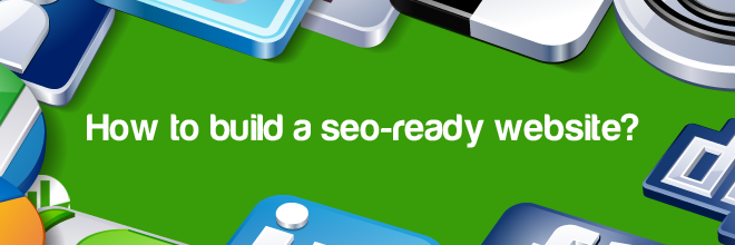 seo ready site