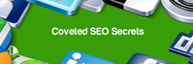 Coveted SEO Secrets