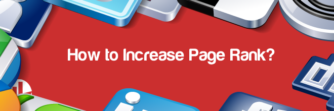 How to Increase Page Rank