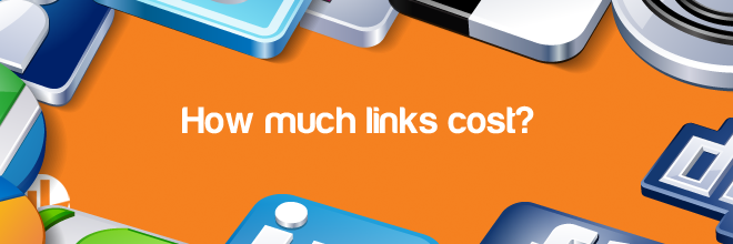 How much  links cost