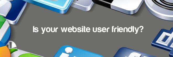 User Friendly Website