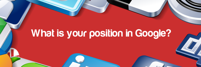 What is your position in Google