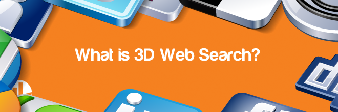 3D Web Search