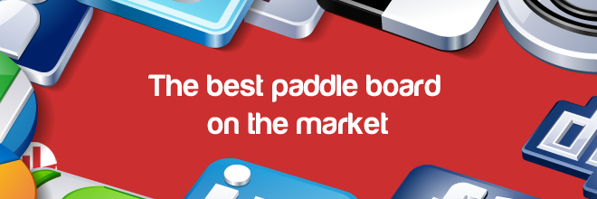 the best paddle board
