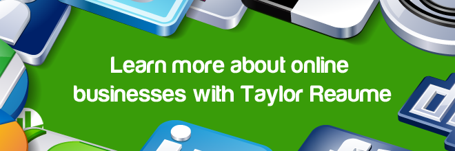 online business with taylor