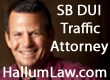 Santa Barbara's Favorite DUI and Traffic Law Attorney, Ken Hallum
