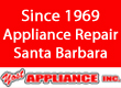 Since 1969, Santa Barbara Appliance Repair