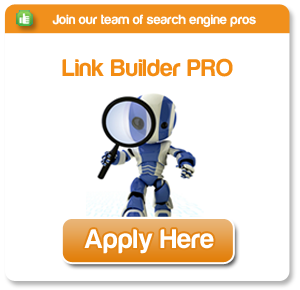We're hiring link building pros