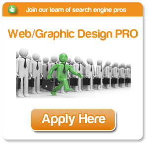 We're hiring graphic design and web design pros