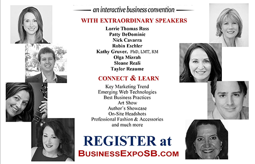 April Business Event In Santa Barbara