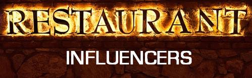 restaurant marketing influencers