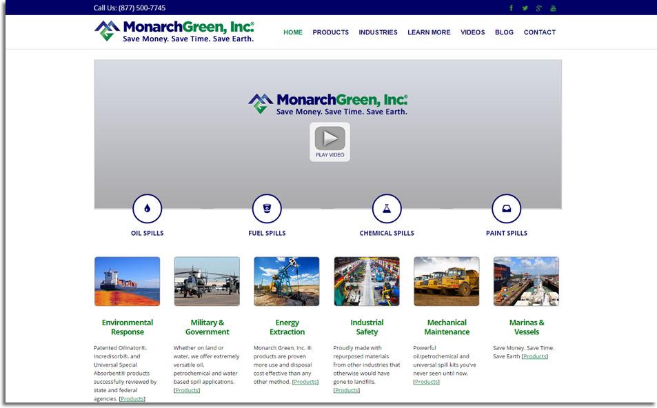 Monarch Green