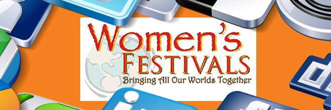 Learn Web Marketing At Women's Festivals 2014