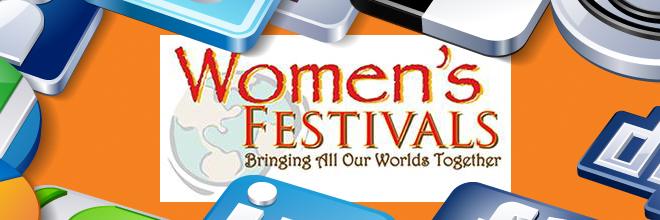 Learn Web Marketing At Women's Festivals 2014