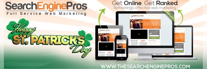 St. Paddys Day SEO Tips