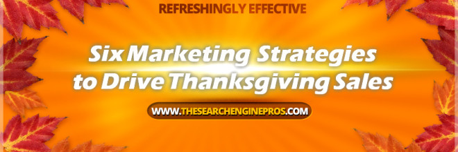Thanksgiving Marketing Tips