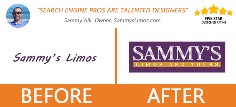 Before and After Logo Design Examples