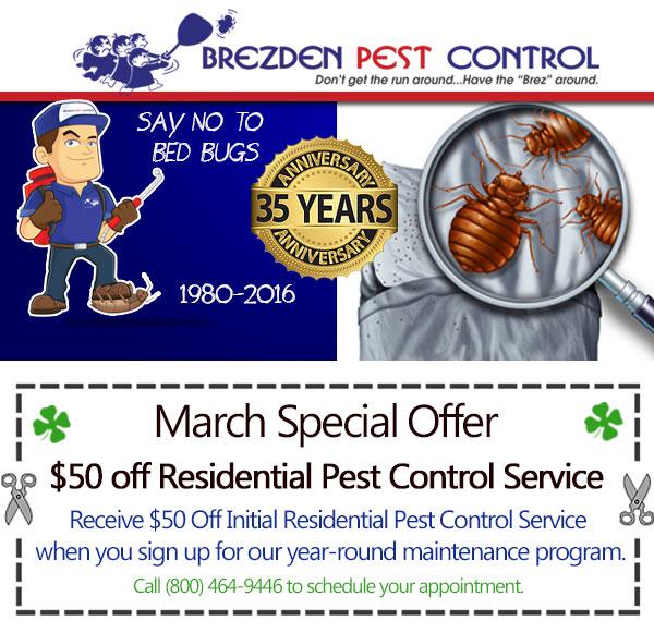 Pest Control San Luis Obispo