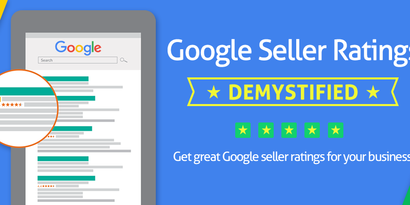 Google seller ratings for your business