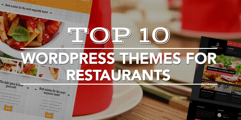 wordpress restaurants theme